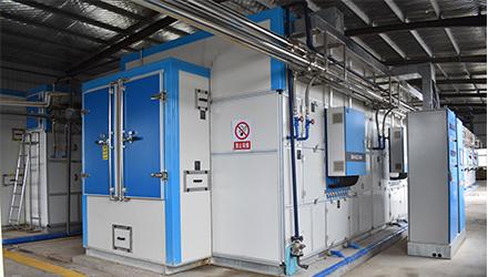 Henan SBDD38400SL Applied in Jolncdre Pharmaceutical Sludge Disposal