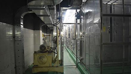 SBDD21600FL 60T Underground Water Purification Sludge Case