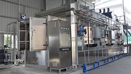 SBDD16200SL 40T Water Purification Factory Case