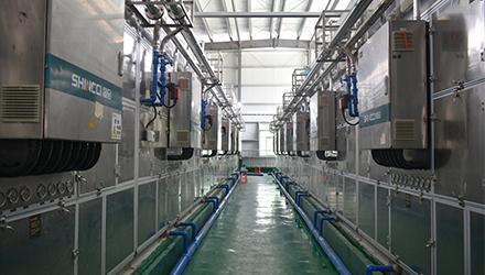 Semiconductor SBDD43200FSL and SBDD37800FSL Chemical Sludge Case
