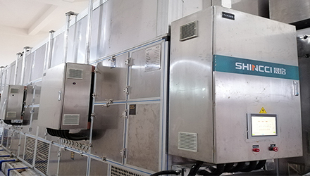 Municipal SBDD14400FL Sludge Drying Case