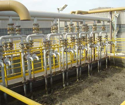The Treatment Methods of Oily Sewage